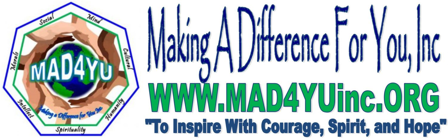 Making A Difference For You, Inc.